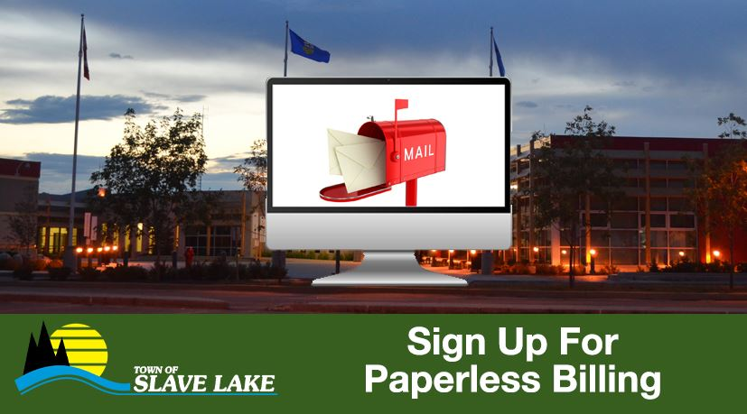 Sign Up For Paperless Billing