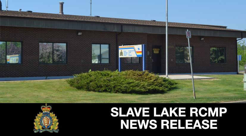 Slave Lake RCMP News Release - Summer